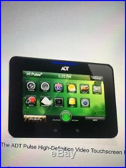 Tablet Adt Home Security