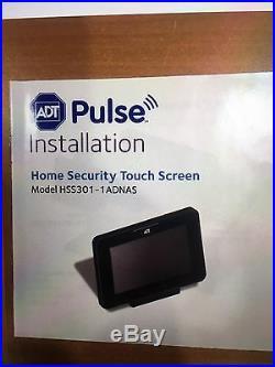 Brand New Adt-pulse Touch Screen Home Security Netgear 7 Tablet -hss301-1adnas