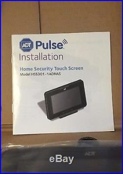 Brand New Netgear HSS301-1ADNAS Pulse Netgear 7 Touchscreen Keypad (HSS301ADT)