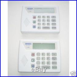 Brinks Alarm System ADT Premium Keypads Zone Expander Main Panel Home Security