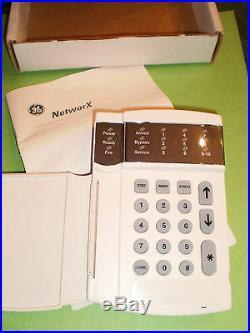 CADDX GE Security NetworX NX-1616E 16 Zone LED Alarm Keypad NEW! UTC