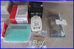 DSC ADT KIT16-120ADTNT PC1616 RFK5501ENG Keypad LC-100PI SD15F-ULF Siren & More
