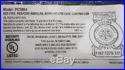 DSC/ADT PC1864 Security/Alarm System Burglar/Fire/Home/Business PCB Panel