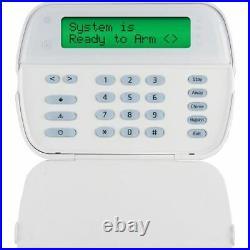 DSC Alarms WT5500 2-Way Wireless Keypad With 2x16 Blue Display