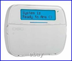 DSC HS2LCDRFPRO9 Power series Pro Full Message LCD Hardwired Keypad