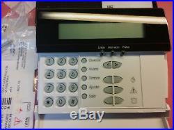 DSC LCD5500SP Spanish Language Alarm Keypad For Power Series RARE & NEW