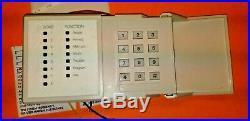 DSC PC2500RK Alarm Keypad Classic Series For PC2500 & PC2530 Mid Sized Version