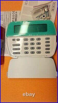 DSC RFK5501 Power Series LCD Picture Icon Keypad with Wireless Receiver