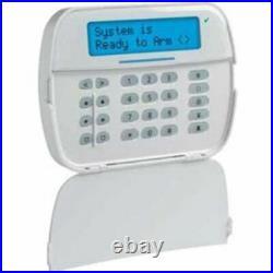 DSC WS9LCDWF9 IOTEGA Wireless Full Message LCD PowerG 2-way Wire-free Keypad