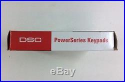 Dsc Security Pk5500eng Adt 64 Zone Fixed English Keypad Alarm