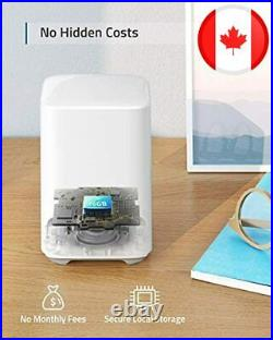 Eufy Security, eufyCam 2C 2-Cam Kit, Wireless Home Security System with 180-Day