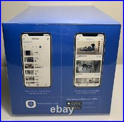 EufyCam Wireless Home Security System 1-Cam Kit T88001D1 SEALED