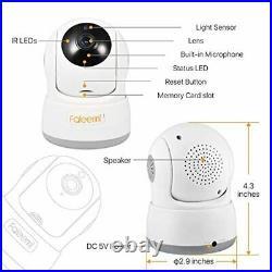 Faleemi HD Pan/Tilt Wireless WiFi IP Camera, Home Security Video Surveillance Ca