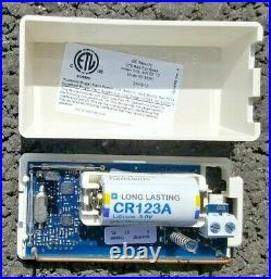 GE SECURITY 60-362N-10-319.5 WIRELESS CRYSTAL DOOR/WINDOW SENSORS Lot of 26 USED