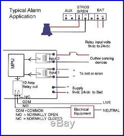 Gsm Alarm Dialer Dsc Honeywell Adt Ge 2gig Visonic Compatible