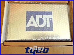 Genuine ADT Polished Stainless Steel LIVE Alarm Flashing Siren Bell Box Ref G3S1