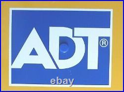 Genuine ADT Twin LED Flashing Decoy Dummy Alarm Box Cover + Bracket REF DCF2