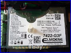 Genuine Adt Live External Siren Bell Strobe Flasher 7422-g3f Grade 3