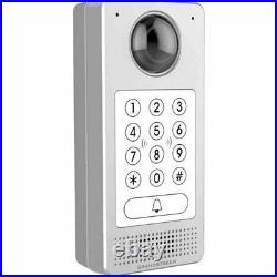 Grandstream HD Video Door Access Camera Keypad IP Intercom GDS3710