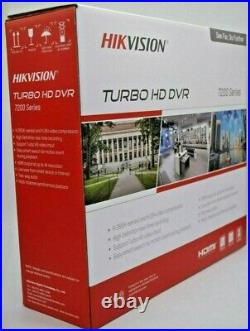 Hikvision 4k Security Camera System Cctv 16ch Hd Outdoor Home Security (2020)