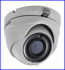 Hikvision Security System 4k Cctv 16ch Hd 3mp Outdoor Camera Home Security Kit