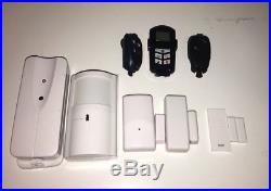 Home Security System Devices ADT Remote FOB Motion Detector Window Door Alarms