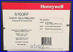 Honeywell 6160RF Custom Alpha Integrated Keypad/Transceiver