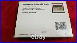 Honeywell Ademco 6139 Custom English LCD Display Keypad New & Unused