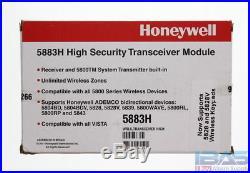 Honeywell Ademco ADT 5883H Wireless Alarm Transceiver Module for Vista 20P