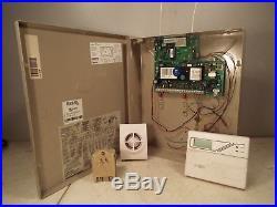 Honeywell Ademco ADT Enclosure Signaling Device Siren LCD Keypad Transformer
