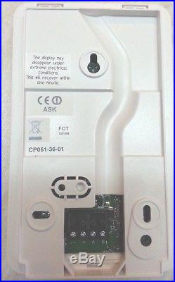 Honeywell Galaxy ADT MK8 Remote Alarm Keypad Control Keyprox CP051-36-01 KP4