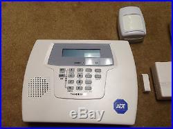 Honeywell Lynx 3000 ADT Branded Small Office security system motion door alarm