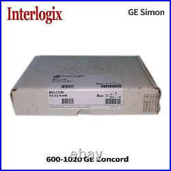 Interlogix 600-1020 FTP-1000 Fixed English Touchpad Control Concord panels with