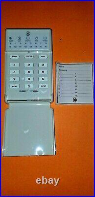 Interlogix CADDX GE Security NetworX NX-1815E 16 Zone Voice LED Keypad