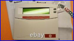 Interlogix GE Security NetworX NX-148E-CF-W LCD Keypad NEW