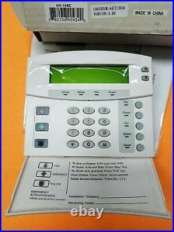 Interlogix GE Security NetworX NX-148E LCD Keypad with GE Logo NEW