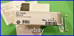 Interlogix GE Security NetworX NX-1516E LED Alarm Keypad NEW