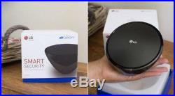 LG Smart Security All-in One Home Monitoring Camera Hub w Optional ADT Monitorin