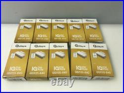 Lot of 10 Qolsys IQ DW QS1135-840 Mini S-LINE Encrypted Door/Window Sensor