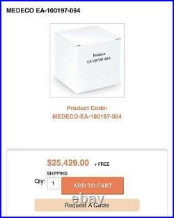 Medeco Xt Key Cabinet Xt-spc64