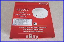 NEW ADEMCO/ADT/HONEYWELL 5800CO wireless carbon monoxide Detector
