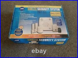NEW ADT Deluxe Wireless Security System Do-it-yourself Alarm Telephone AM-9700A