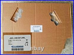 NEW ADT Grade 3 Twin LED Live Alarm Siren Sounder Bell Box 7422 G3F