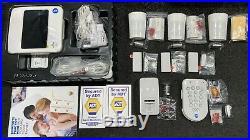 NEW ADT VISONIC PMaster 360R Wireless Alarm System, PIR's, Doors, Keypad, fobs, GSM