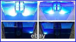 NEW ELMDENE ADT Grade 3 Twin LED Live Alarm Siren Sounder Bell Box 7422 SFG G3F