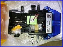 NEW STYLE ADT LED Flashing Solar Decoy Bell Box Dummy Kit + Battery Pack NEW