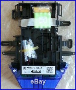 NEW STYLE ADT LED Flashing Solar Decoy Bell Box Dummy Kit + Battery (Small Mark)