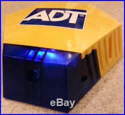 NEW STYLE ADT Solar LED Flashing Alarm Bell Box Decoy Dummy Kit + Battery (Box2)