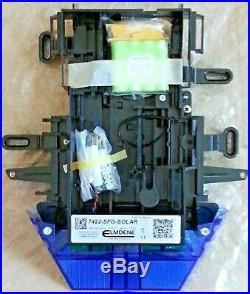 NEW STYLE ADT TWIN LED Flashing Solar Decoy Bell Box Dummy Kit + Battery (SFG-1)