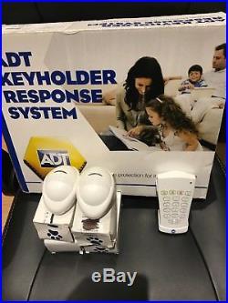 New ADT wireless alarm system